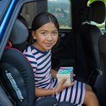 Porsche junior plus seat ISOFIT, G2 + G3